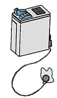補聴器 ポケット型